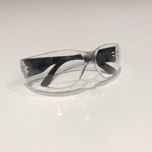 Sikkerhedsbriller til voksne – Sort